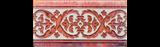 Sevillian relief copper tile MZ-026-91