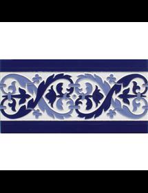 Sevillian relief tile MZ-026-441