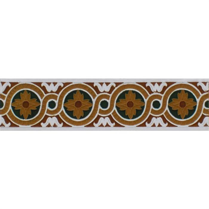 Sevillian relief tile MZ-029-01