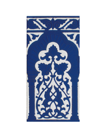 Azulejo Sevillano relieve MZ-030-41