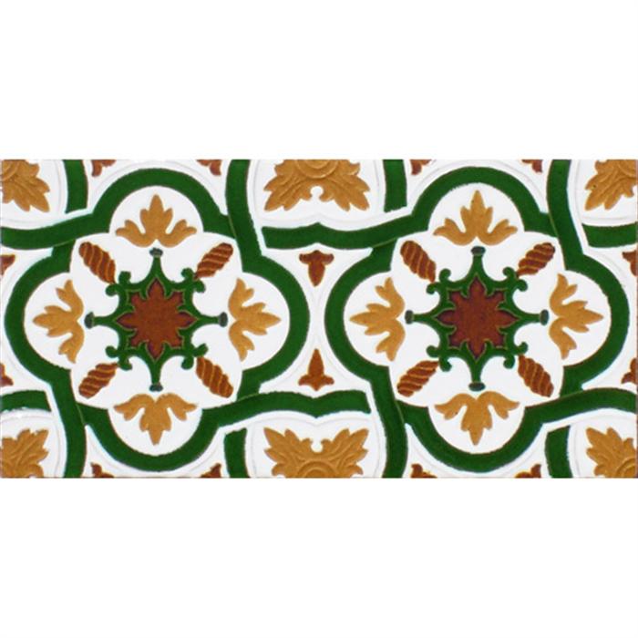 Sevillian relief tile MZ-031-01