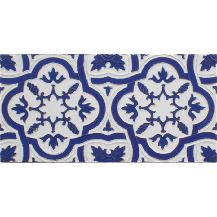 Azulejo Sevillano relieve MZ-031-41