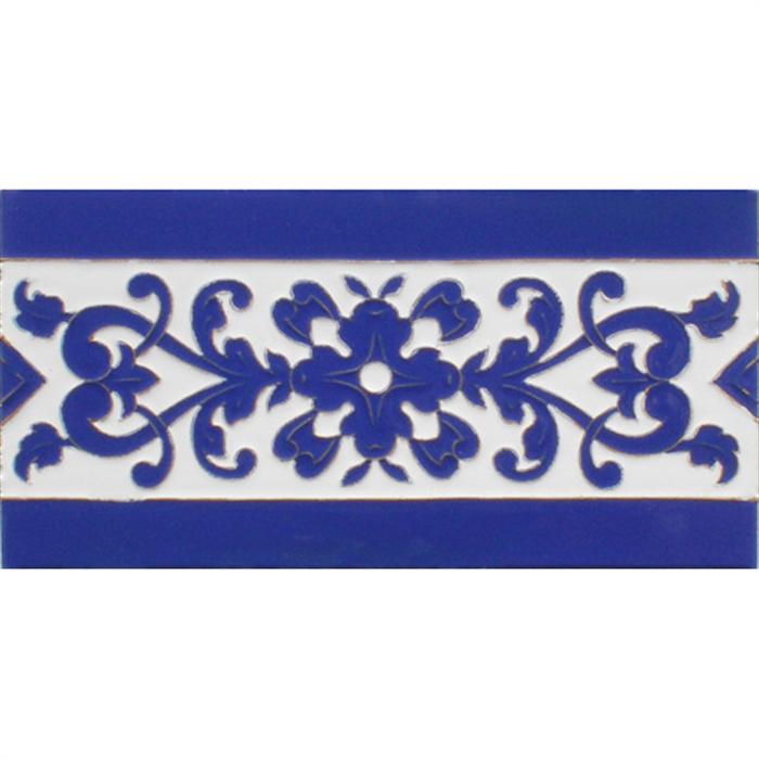 Azulejo Sevillano relieve MZ-033-41