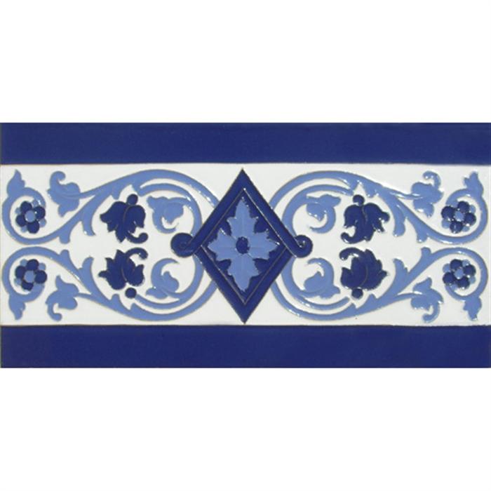Azulejo Sevillano relieve MZ-034-441