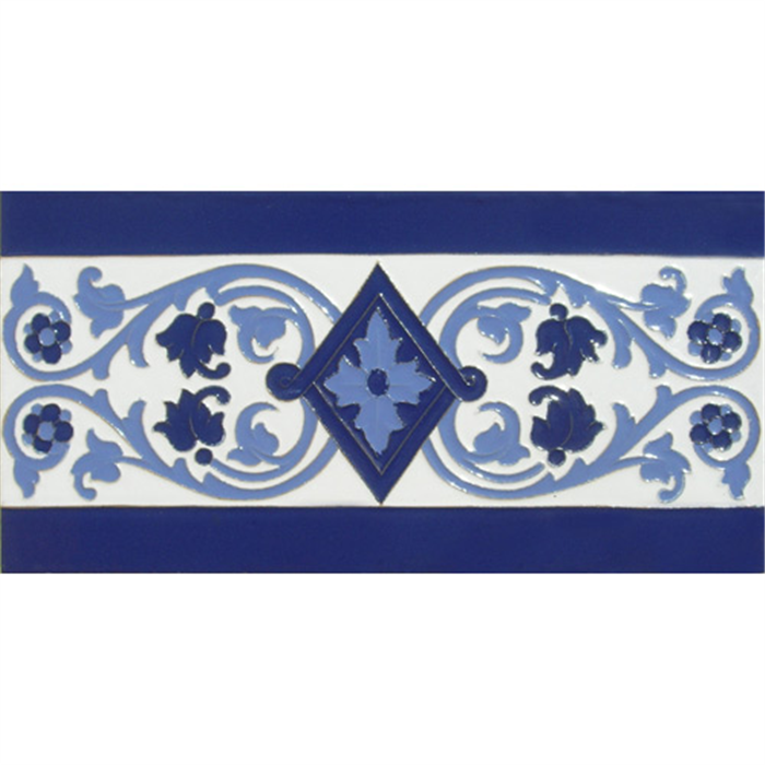 Sevillian relief tile MZ-034-441