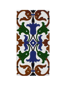 Sevillian relief tile MZ-035-00