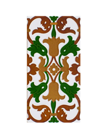 Sevillian relief tile MZ-035-01
