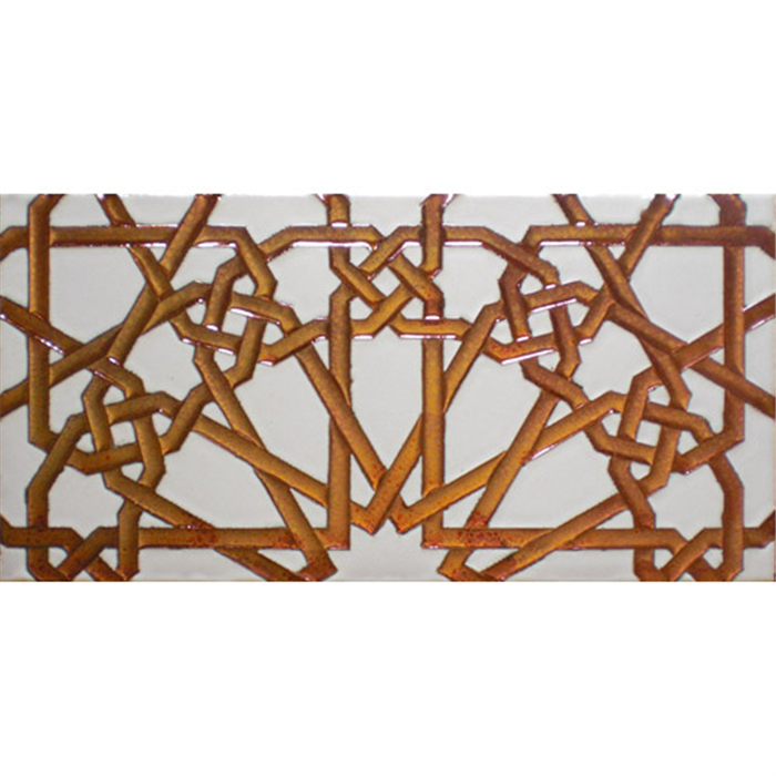 Azulejo Árabe relieve MZ-039-19