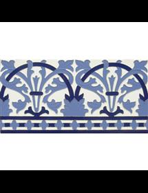 Azulejo Sevillano relieve MZ-042-441