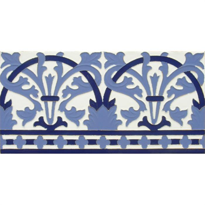Sevillian relief tile MZ-042-441