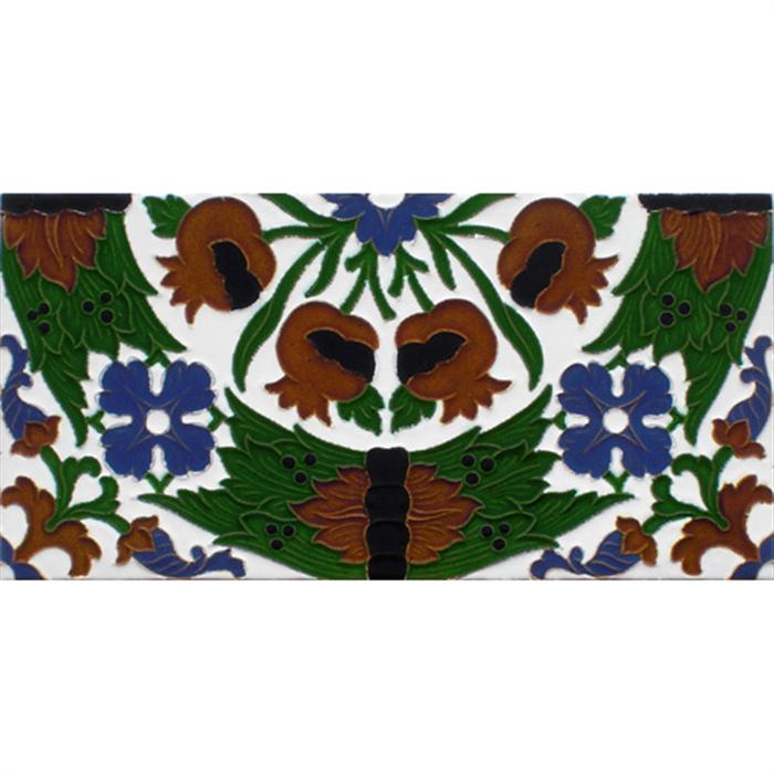 Sevillian relief tile MZ-049-00