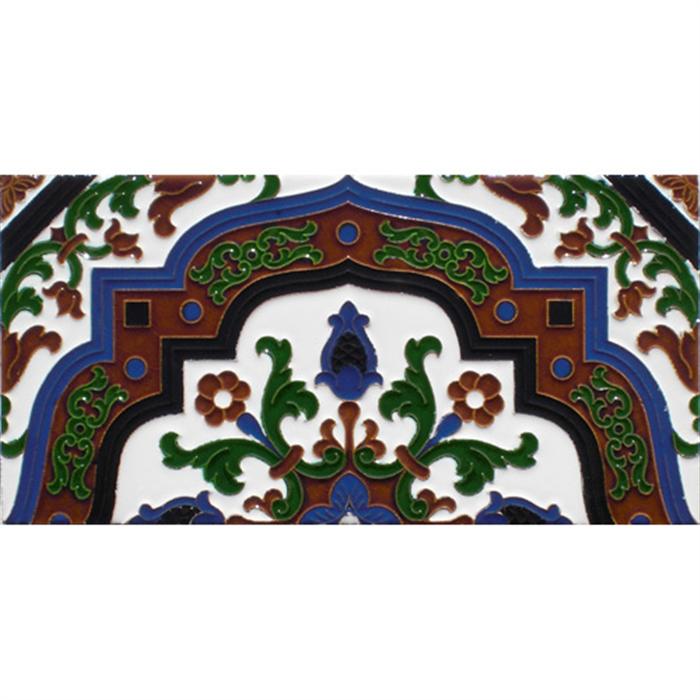 Sevillian relief tile MZ-050-00