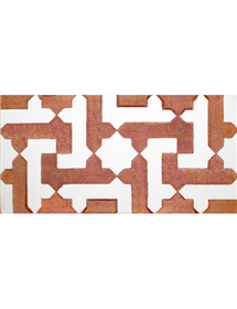 Arabian relief copper tiles MZ-041-91
