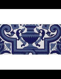 Sevillian relief tile MZ-053-441B