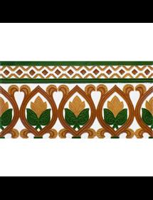 Sevillian relief tile MZ-055-01