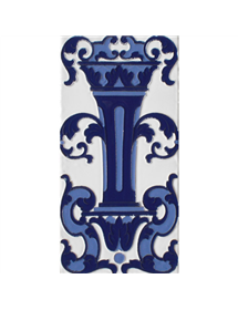 Sevillian relief tile MZ-059-441