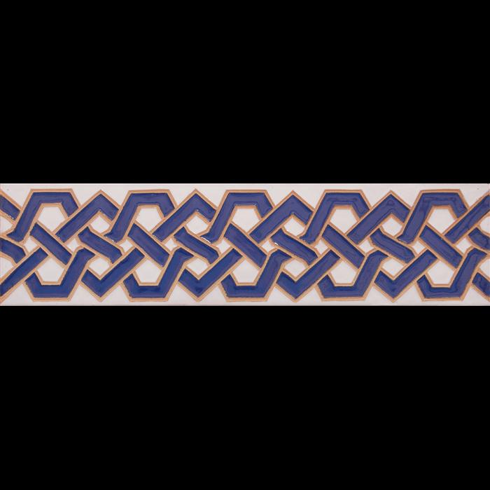 Sevillian relief tile MZ-008-41