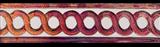 Arabian relief copper tiles MZ-020-91