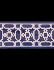 Azulejo Sevillano relieve MZ-015-41