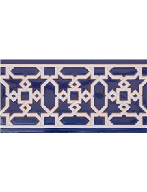 Sevillian relief tile MZ-015-41