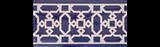 Sevillian relief tile MZ-015-41