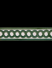 Azulejo Sevillano relieve MZ-020-21