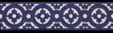 Sevillian relief tile MZ-029-41