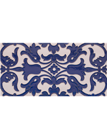 Sevillian relief tile MZ-035-41