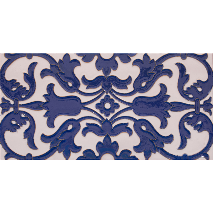 Sevillian relief tile MZ-035-41