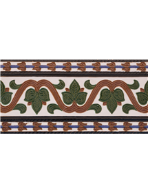 Sevillian relief tile MZ-036-00