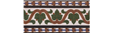 Sevillian relief tile MZ-036-00
