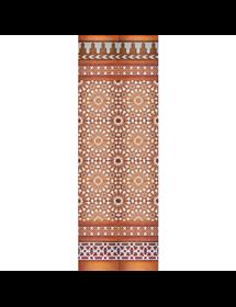 Arabian copper mosaic MZ-M011-91
