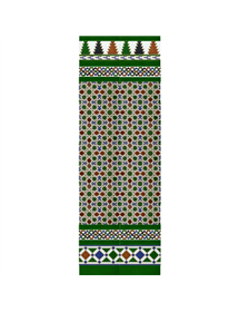 Arabian colour mosaic MZ-M006-00