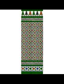 Arabischen farbigen mosaiken MZ-M006-00