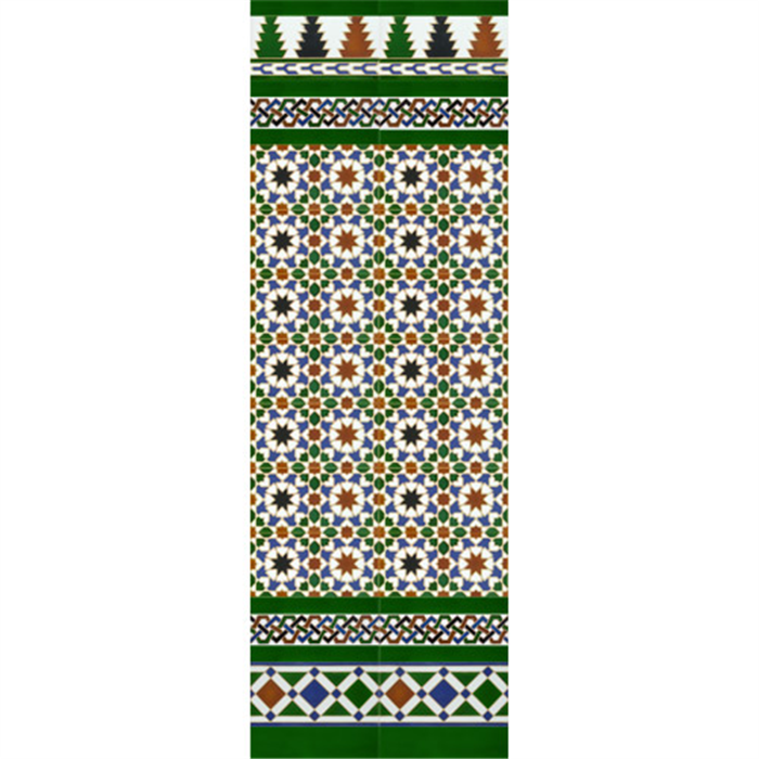 Arabian colour mosaic MZ-M007-00