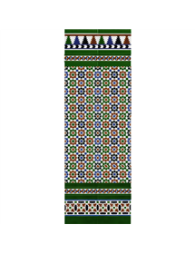 Arabian colour mosaic MZ-M010-00