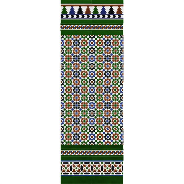 Arabian colour mosaic MZ-M010-00