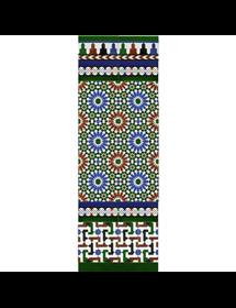Mosaico Árabe colores MZ-M011-00