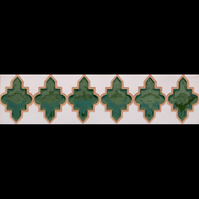 Relief Arabian tile MZ-061-21