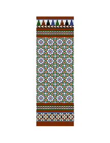Arabian colour mosaic MZ-M013-00