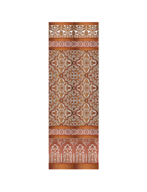 Sevillianischen kupfer mosaiken MZ-M032-91