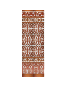Sevillian copper mosaic MZ-M037-91