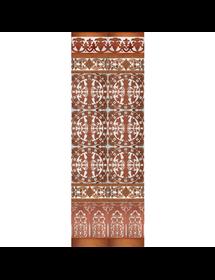 Sevillianischen kupfer mosaiken MZ-M037-91