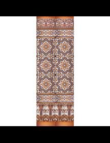 Mosaico Sevillano cobre MZ-M038-941