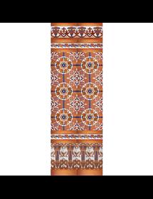 Sevillian copper mosaic MZ-M049-941