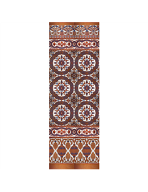 Sevillian copper mosaic MZ-M050-941