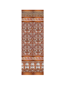 Sevillian copper mosaic MZ-M053-91