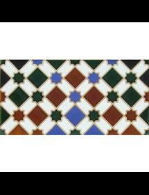 Azulejo Árabe relieve MZ-001-00