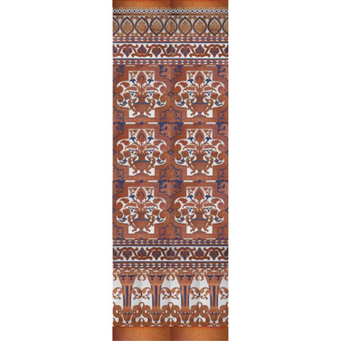 Sevillian copper mosaic MZ-M053-941