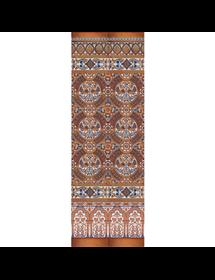 Mosaico Sevillano cobre MZ-M054-941